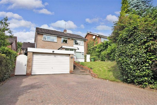 Thumbnail Detached house for sale in Widney Manor Road, Solihull
