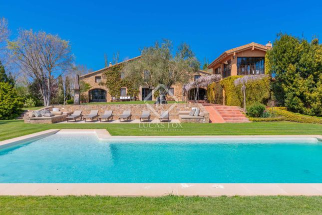 Thumbnail Country house for sale in Spain, Girona, Baix Empordà, Cbr17210