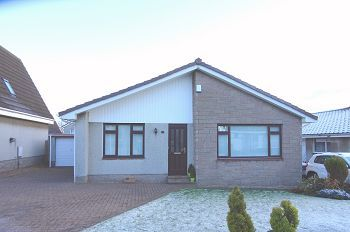 Thumbnail Detached bungalow to rent in Morlich Road, Dalgety Bay