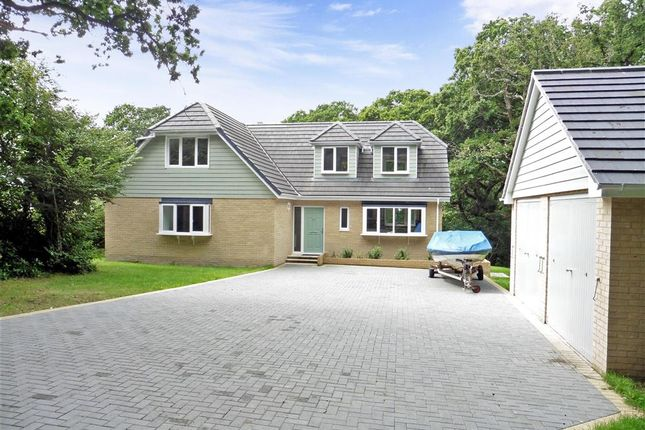 Thumbnail Detached house for sale in Fishbourne Lane, Fishbourne, Isle Of Wight