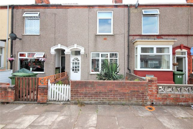 Thumbnail Terraced house to rent in Crowhill Avenue, Cleethorpes