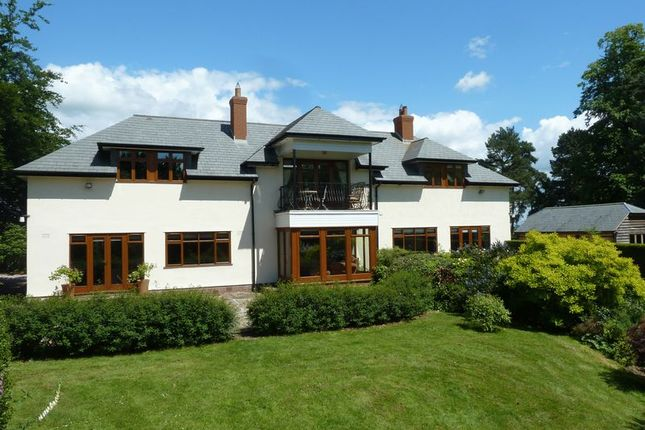 Thumbnail Detached house to rent in Calveley Hall Lane, Calveley. Cheshire