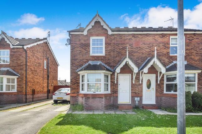Thumbnail Terraced house to rent in Sittingbourne Close, Howdale Road, Hull