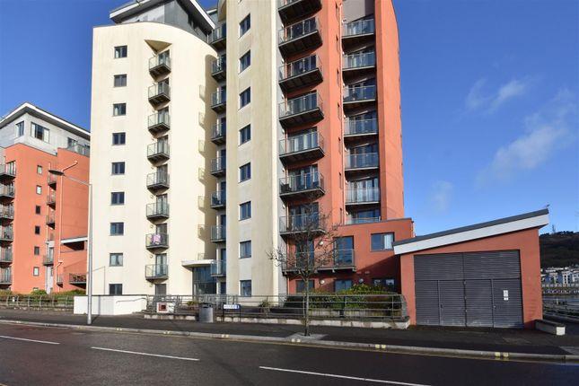 External of Kings Road, Swansea SA1