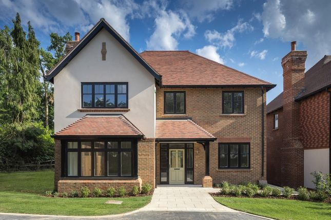 Thumbnail Detached house for sale in Bletchingley Road, Godstone