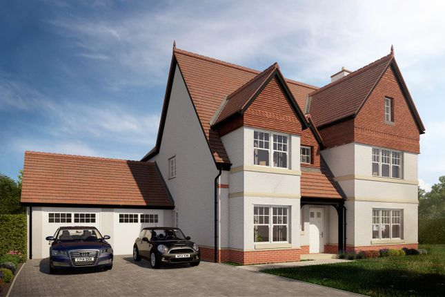 Thumbnail Property for sale in Pen-Y-Turnpike Road, Dinas Powys