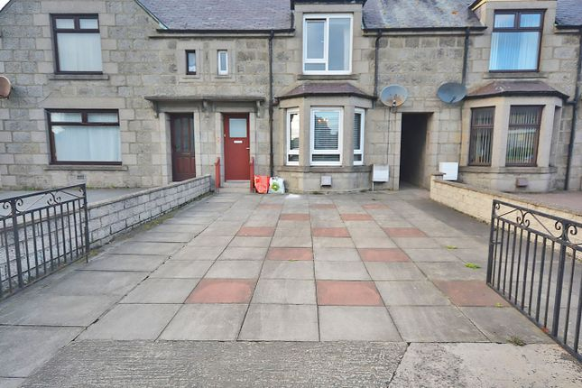 Thumbnail Terraced house for sale in Witchhill Rd, Fraserburgh, Aberdeenshire