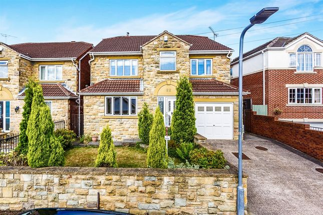 Thumbnail Detached house for sale in Allendale Road, Old Town, Barnsley