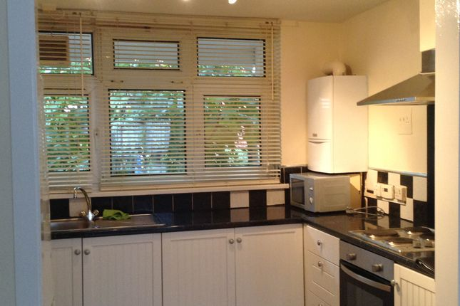Thumbnail Flat to rent in Woking Close, Putney