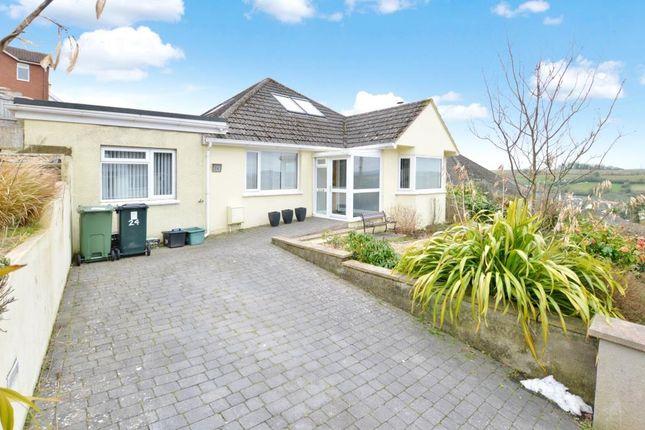 Thumbnail Detached bungalow for sale in Lyndhurst Avenue, Kingskerswell, Newton Abbot, Devon