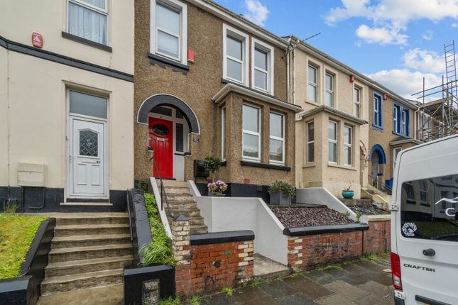 4 bed terraced house for sale in Browning Road, Stoke, Plymouth PL2