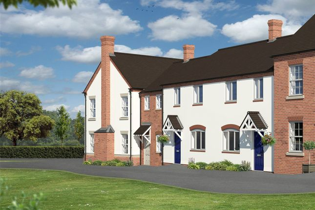Thumbnail Terraced house for sale in Plot 11, Kynaston Place, Birch Road, Ellesmere