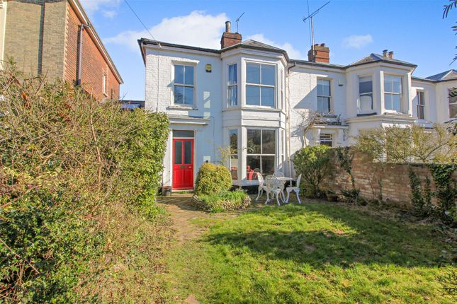 Thumbnail Terraced house for sale in Mount Pleasant, Norwich
