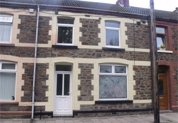 Thumbnail Terraced house to rent in Leslie Terrace, Llwyncelyn, Porth, Rhondda Cynon Taff.