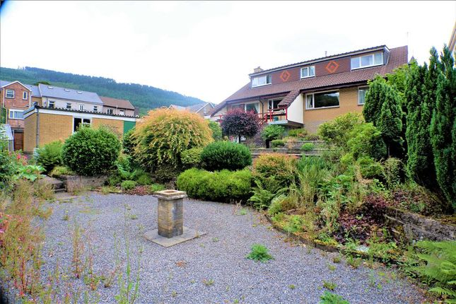 Thumbnail Bungalow for sale in Crud Yr Awel, Station Street, Treorchy