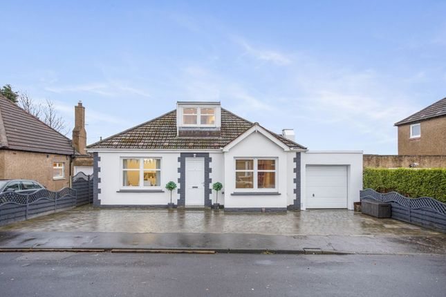 Thumbnail Detached bungalow for sale in 5 Craigmount Crescent, Corstorphine, Edinburgh