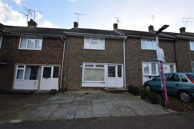 Thumbnail Terraced house for sale in Great Gregorie, Lee Chapel South, Basildon, Essex