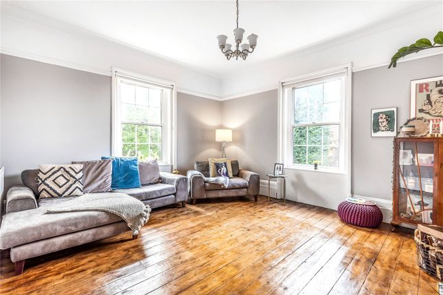 Thumbnail Detached house for sale in Off Hartley Down, Purley, Surrey