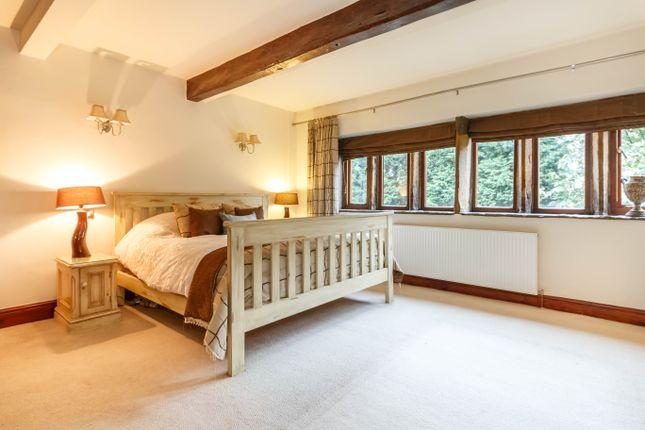 Master Bedroom of Dean Head Lane, Diggle, Saddleworth OL3