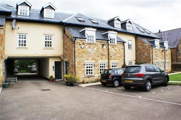 Thumbnail Mews house for sale in Woodham Court, Lanchester, Durham