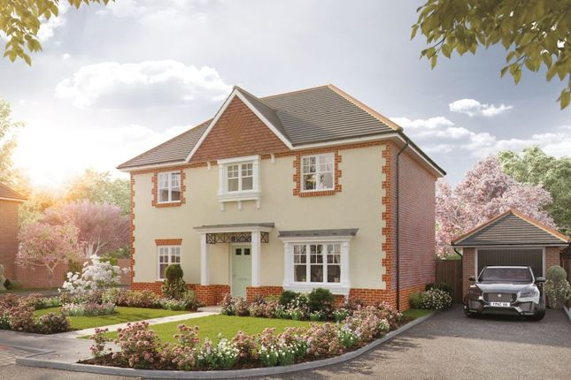 """4 bed detached house for sale in """"The Marlborough"""" at Kennedy Meadow, Hungerford RG17"""
