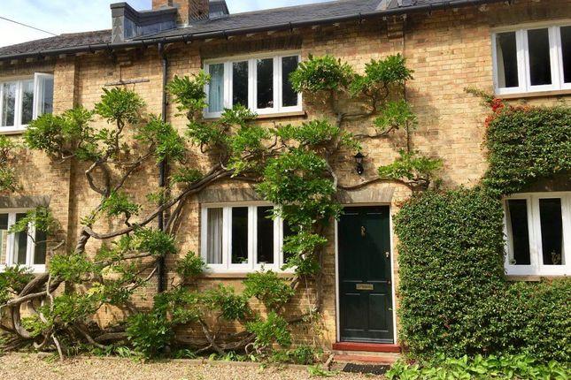Thumbnail Terraced house to rent in Bradbourne Park Road, Sevenoaks