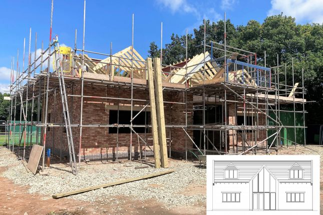 Thumbnail Detached house for sale in Fanners Lane, High Legh, Knutsford