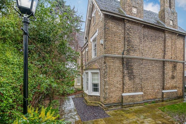 Thumbnail Town house for sale in Arnold Villas, Rugby