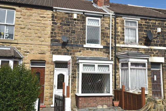 Thumbnail Terraced house to rent in Helena Street, Mexborough