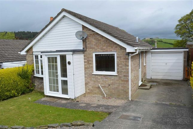 Thumbnail Bungalow to rent in 25, Chestnut View, Kerry, Newtown, Powys