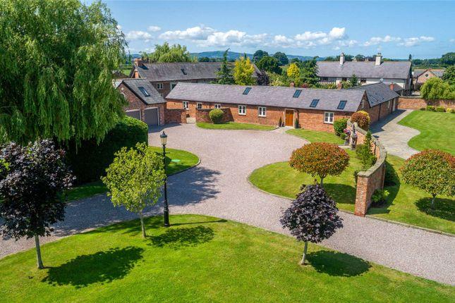 4 bed barn conversion for sale in Darland Lane, Rossett, Wrexham LL12