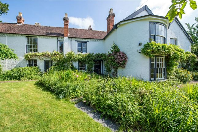 Thumbnail Detached house for sale in Clevelode Lane, Guarlford, Malvern, Worcestershire