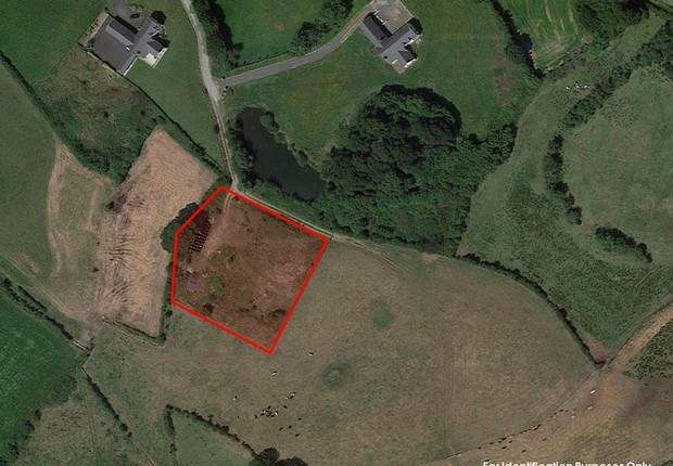 Thumbnail Land for sale in Land At Dublin Hill Lane, Dublin Hill Road, Dromore, County Down