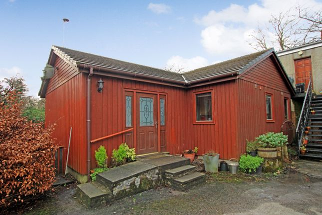 Thumbnail Detached bungalow for sale in Polfearn, Taynuilt