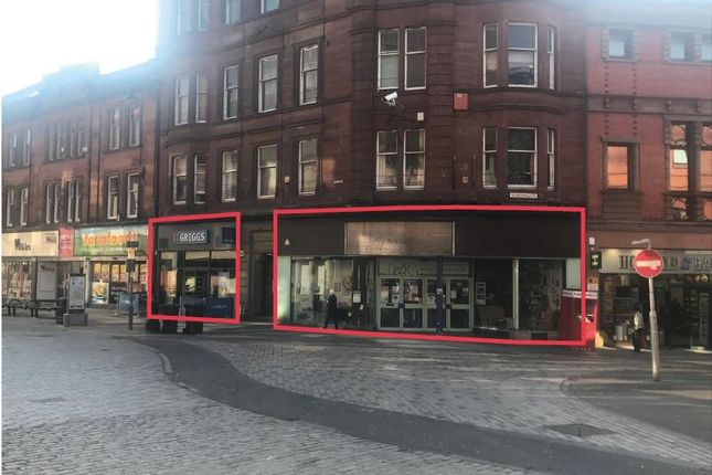 Retail premises for sale in 79 Murraygate & 7 Cowgate, Dundee