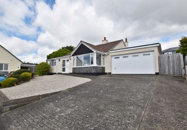 Thumbnail Bungalow for sale in Mount View Close, Onchan