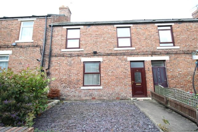 3 bed terraced house to rent in Simpson Terrace, Blucher, Newcastle Upon Tyne NE15
