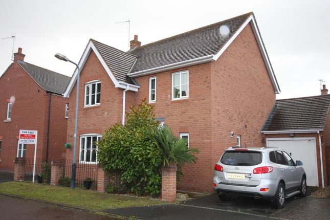 Thumbnail Detached house for sale in Pippin Close, Bidford On Avon