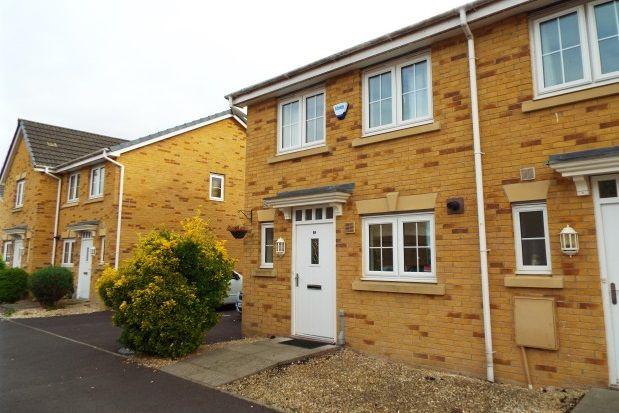 Thumbnail Property to rent in Schooner Circle, Duffryn, Newport