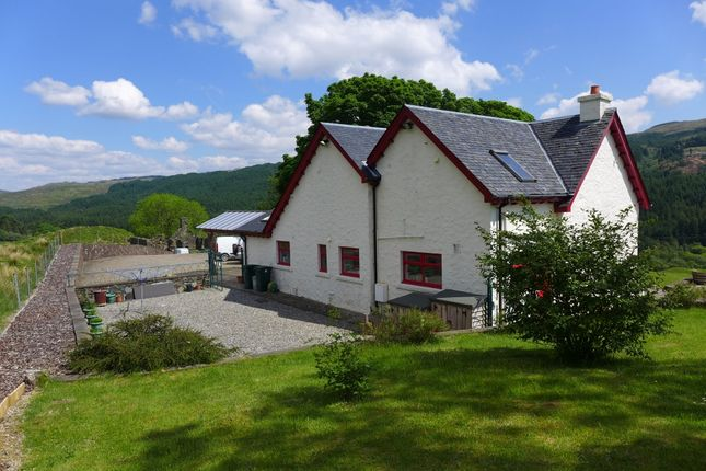 Thumbnail Country house for sale in South Tullich Glen Aray, Inveraray