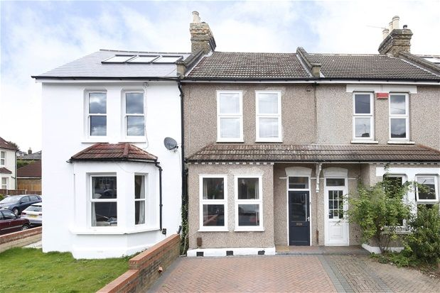Thumbnail Terraced house for sale in Somerville Road, London