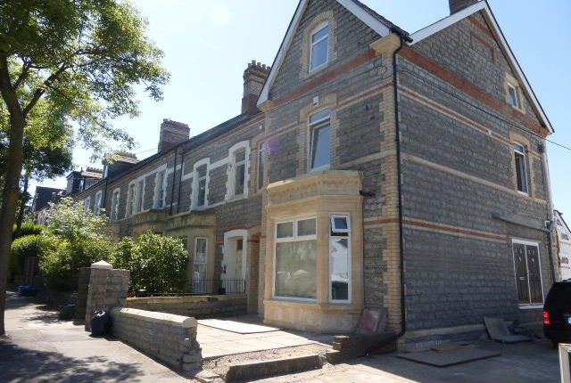 Thumbnail Flat to rent in Windsor Road, Penarth