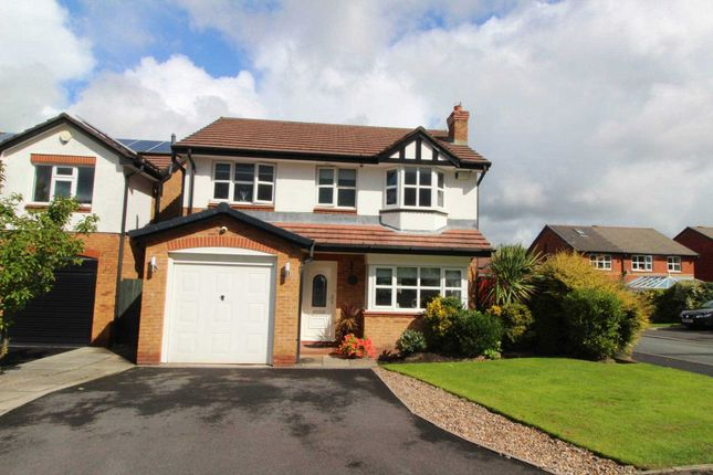 Thumbnail Detached house for sale in Knightswood, Bolton