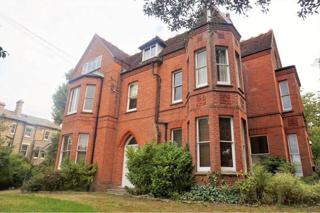 Thumbnail Flat for sale in Beverley Road, Colchester