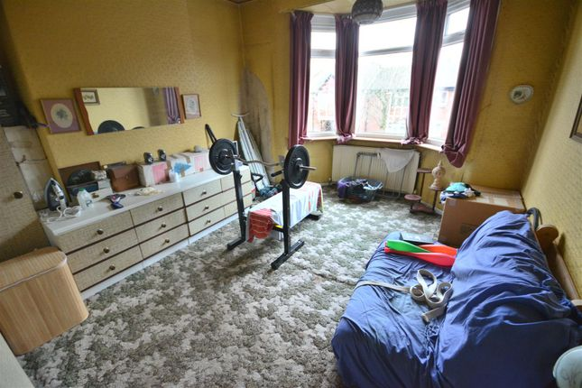 Bedroom of Albert Avenue, Prestwich, Manchester M25