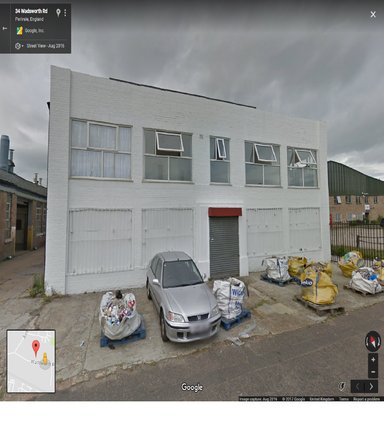 Thumbnail Barn conversion to rent in Wordsworth Road, Perivale