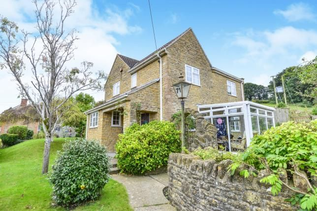 Thumbnail Detached house for sale in West Coker, Yeovil, Somerset