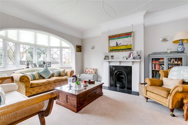 Reception of Rodway Road, Putney, London SW15