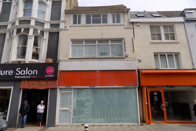 Thumbnail Retail premises to let in York Buildings, Wellinton Place, Hastings