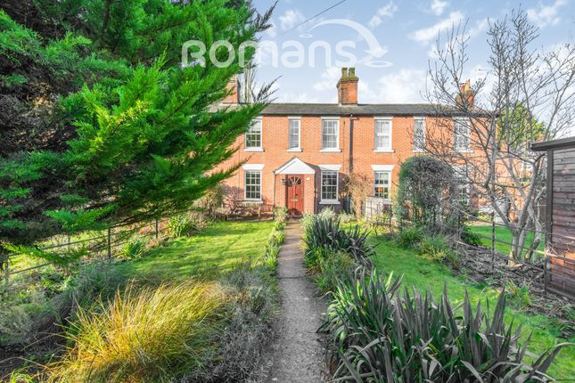 Thumbnail Terraced house to rent in King Alfred Place, Winchester